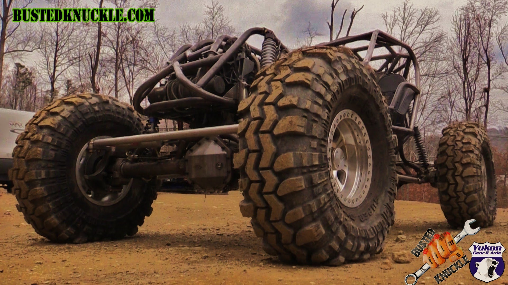 Busted Knuckle Buggy Rock Bouncer Build Busted Knuckle s