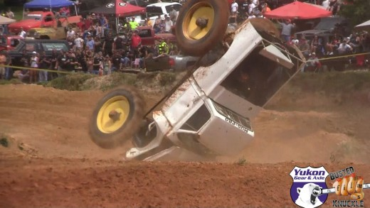 Mega Truck Bad Boys invade Dallas, GA