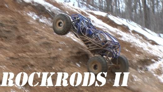 Rock Rods 2 DVD