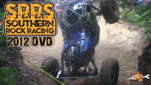 Southern Rock Racing Series – 2012 DVD