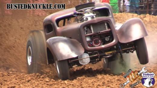 1600 Horsepower 4WD Ratrod