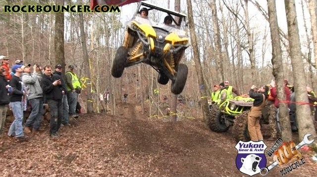 Tripp Pullen Can Am Maverick Jump