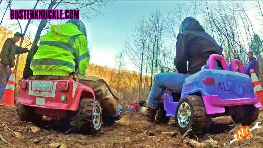 Extreme Barbie Jeep Racing 2015 – Dirt Nasty