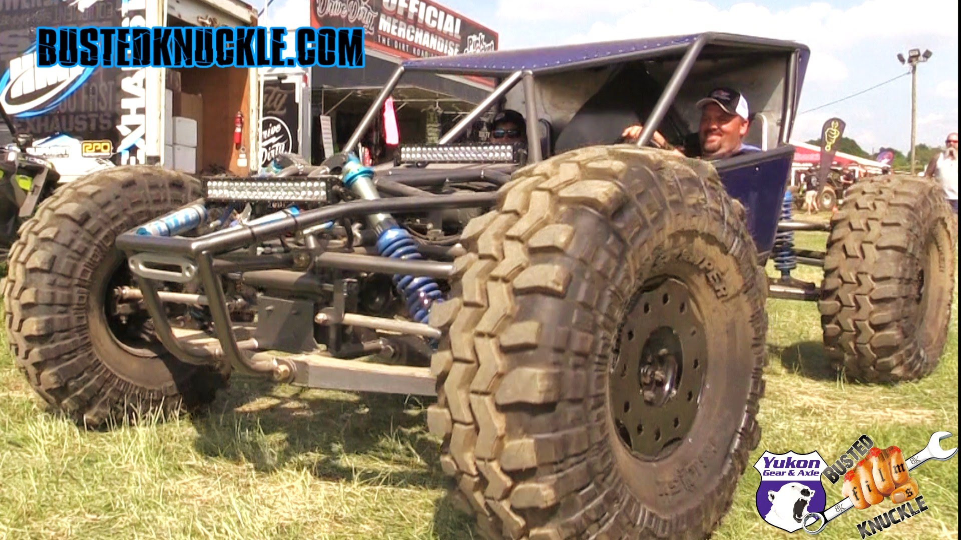 Rock Bouncer Build Archives Busted Knuckle s
