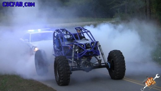 Outlaw Buggy Hot Pursuit