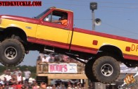 Redneck Truck Jumps Gone Wild