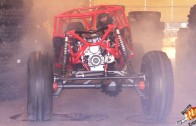 Rock Bouncer Chained Burnout