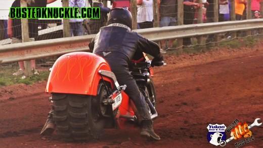 Dirt Drag Bikes Wide Open Throttle