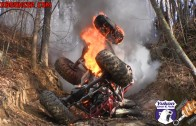 Hillbilly Deluxe Buggy Goes Up in Flames