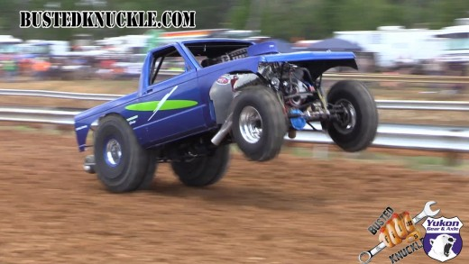 MUD DRAG RACING OUTLAWS