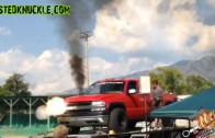 World Record Duramax Explodes on the Dyno