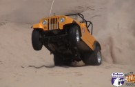 Bad Company Sand Drag Jeep