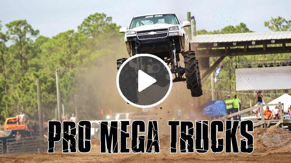 Pro Mega Trucks coming to Monster Jam