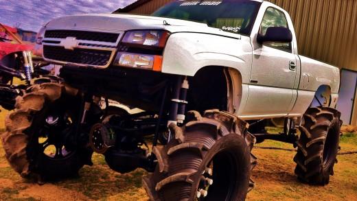 Milkman Duramax Mega Truck