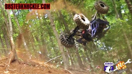 Most Insane Rock Bouncer Crash Ever