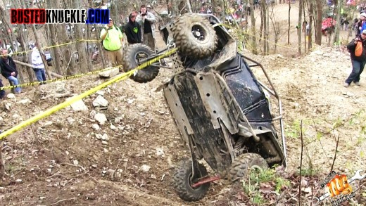 RZR Bounty Hill Climb Crashfest