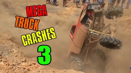 Mega Mud Truck Crashes Compilation 3