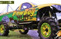 Plowboy Mud Mega Truck Build