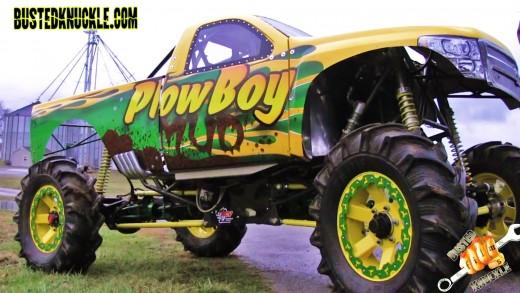 Plowboy Mud Mega Truck Build