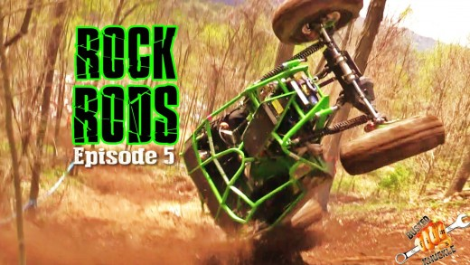 Rock Racing King Knob – Rock Rods Episode 5