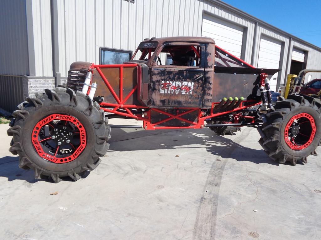2100hp Mega Nitro Mud Truck is a Beast!