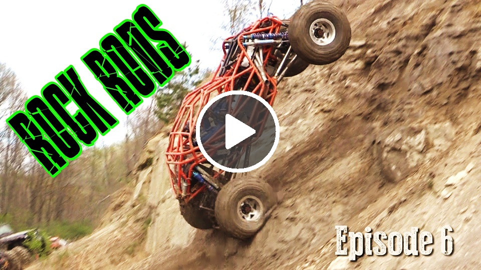 Rock Bouncing King Knob - Rock Rods Episode 6