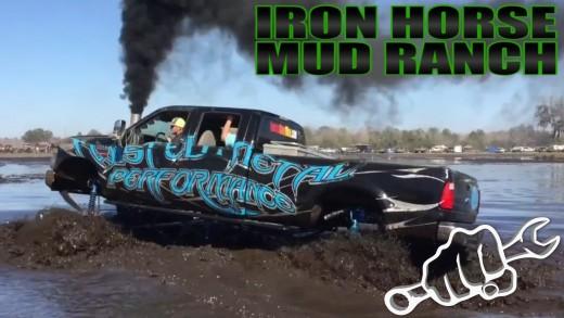 Iron Horse Mud Ranch Trucks Gone Wild 2016