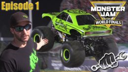 Monster Jam World Finals – Gearhead Bucket List