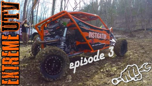 Dirty Turtle Rock Racing – Extreme UTV Episode 3