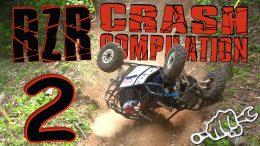 RZR Crash Compilation 2