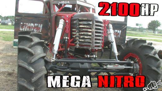 Mega Mud Truck For Sale – Mega Nitro