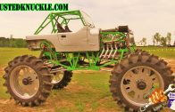 2000hp FARM JEEP Mud Truck