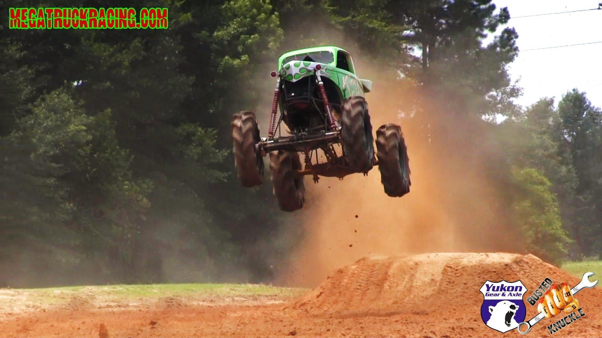 Lawn Mower Racing >> Dennis Anderson King Sling Goes HUGE - Busted Knuckle Films