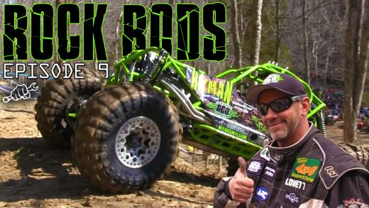 Southern Rock Racing Dirty Turtle – Rock Rods Episode 9