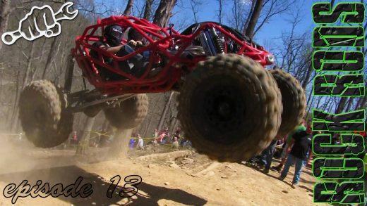 $10K Dirty Turtle Bounty Hill – Rock Rods Episode 13