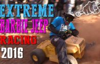Extreme Barbie Jeep Racing 2016 – RBD