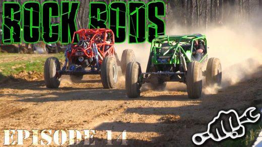 Rock Bouncer Drag Race – Rock Rods Episode 14