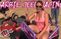 Extreme Barbie Jeep Racing 2017 – King of the Hammers