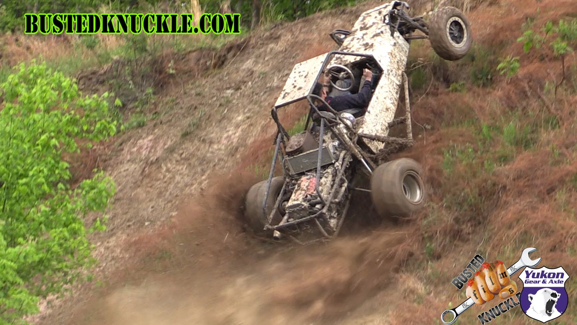 Rail Buggy Hill Killers 2 - Rush Off Road Park Hill Climbs