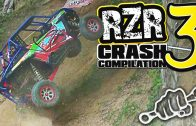 RZR Crashes Compilation 3