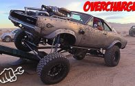 WelderUp Overcharged Dodge Charger Rat Rod