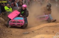 Extreme Barbie Jeep Racing 2017 at RBD