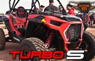 2018 Polaris RZR Turbo S Review and Test Drive