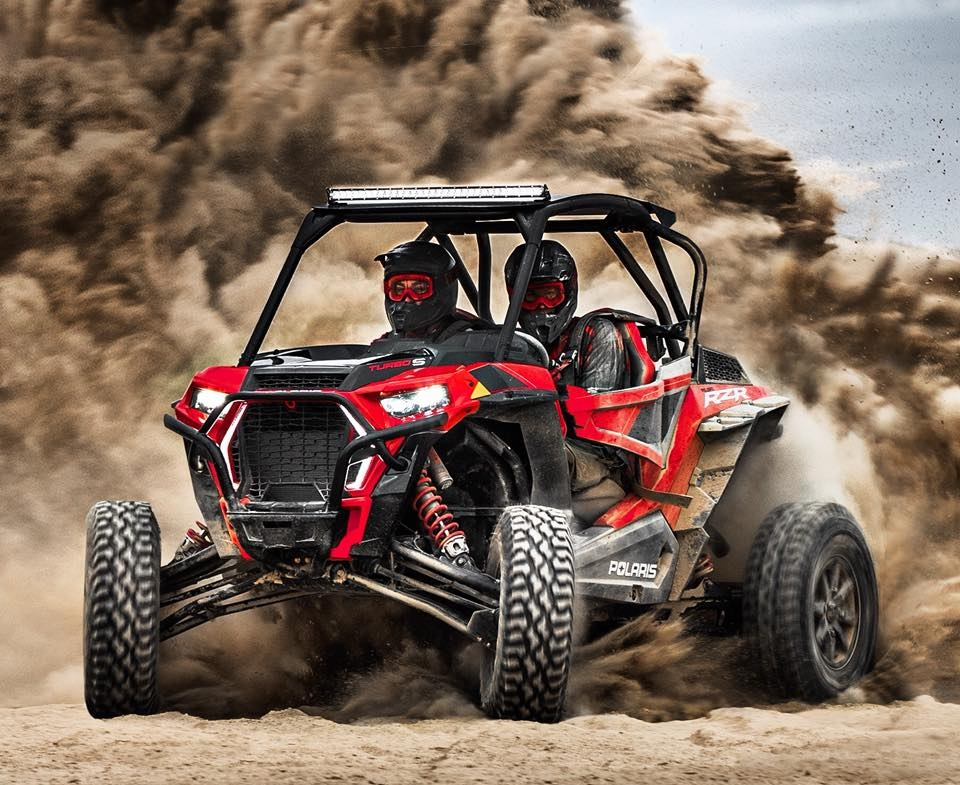 RZR Turbo S Review