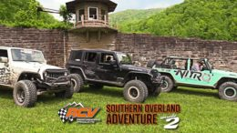 Trains, Tunnels, and Brushy State Prison – Southern Overland Adventure EP2