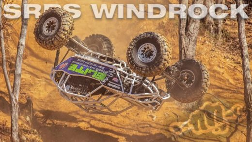 SRRS Rock Bouncer Racing Windrock