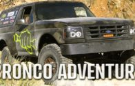 BUSTED KNUCKLE BRONCO ADVENTURE