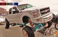 Lifted Trucks of SEMA 2015