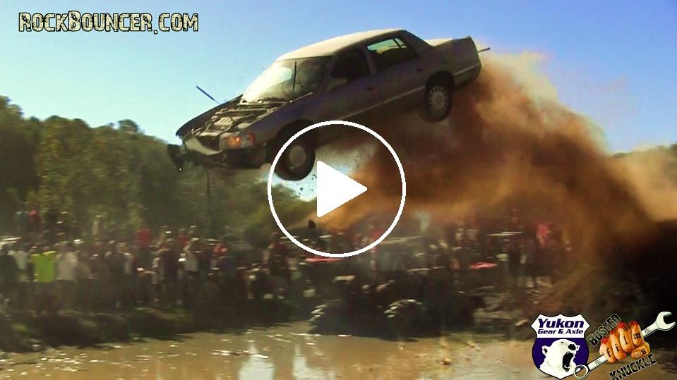 redneck car jump gone wrong