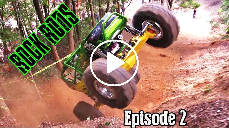 Windrock Bounty Hill - Rock Rods episode 2